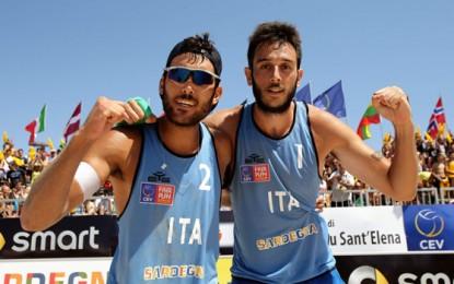 Beach Volley Nicolai – Arriva una medaglia