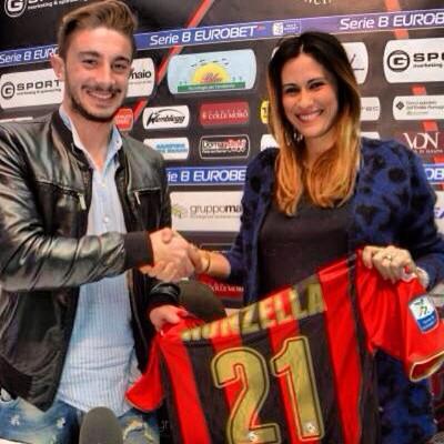 Nunzella si lega fino al 2018 ma giocherà a Catania