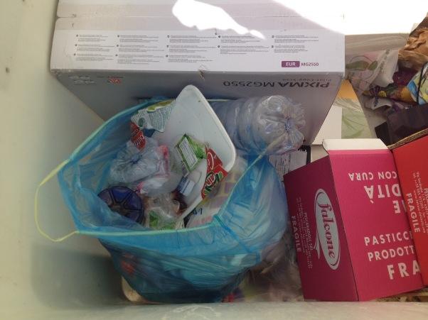 A Chieti in arrivo la stangata sui rifiuti ( non pagati)