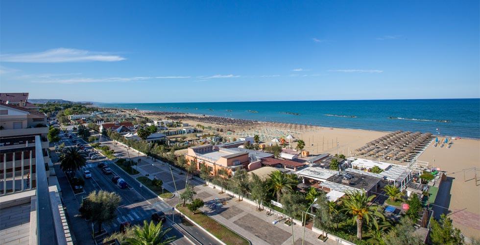 Pescara, il mare inquinato in commissione Ambiente
