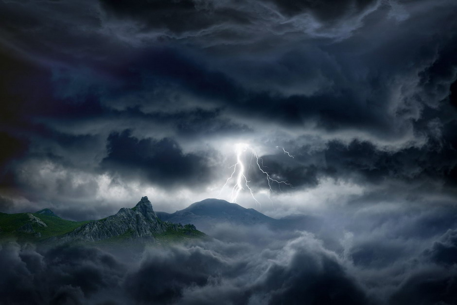 Montagna: i pericoli dei temporali estivi