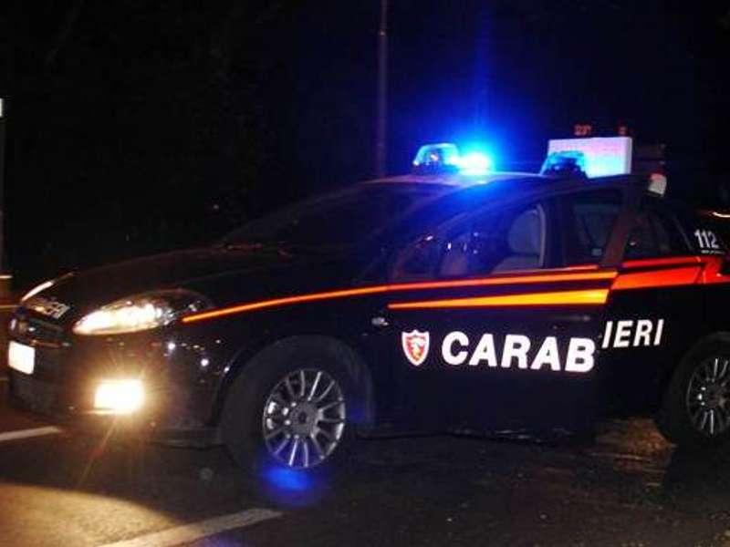 Scanno: carabinieri salvano la vita ad una donna