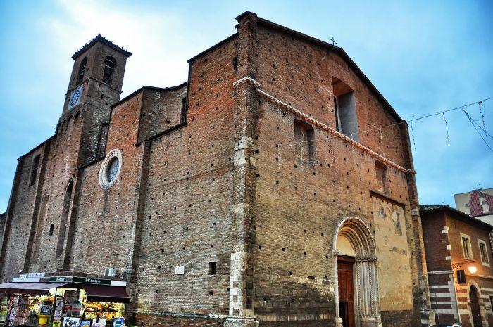 Incendio in Chiesa a Teramo, probabile origine dolosa