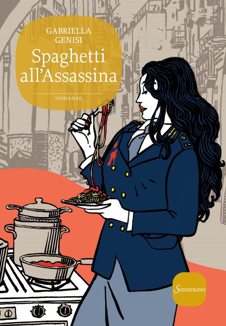 """Spaghetti all'assassina"" di Gabriella Genisi a Pescara"
