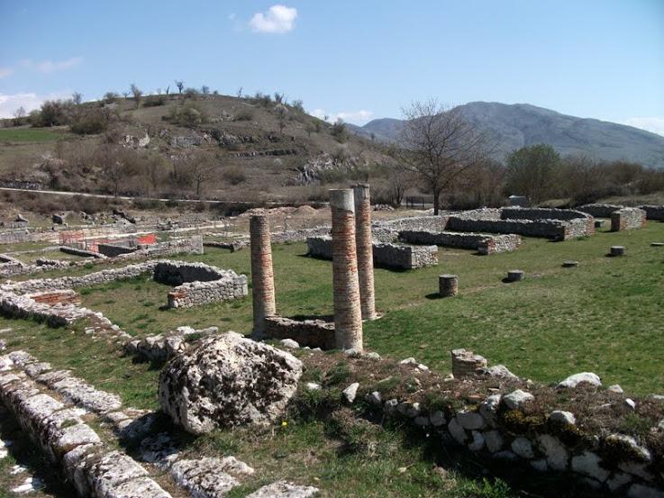 Archeologia- Alla riscoperta del Monte La Queglia