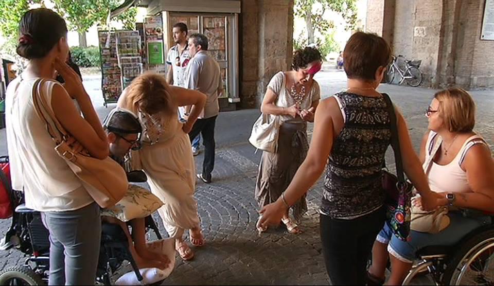 Giulianova: tagli all'assistenza ai disabili e polemiche
