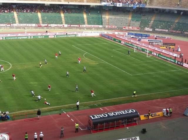 Pescara calcio. A Bari è mancato solo il gol