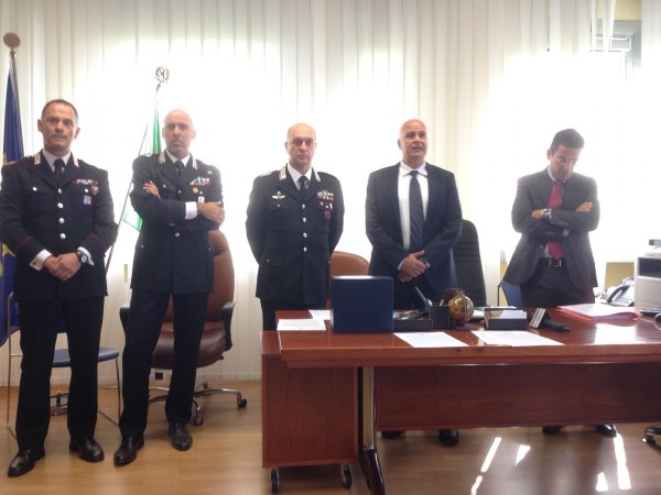 Giulianova: nove arresti all'alba