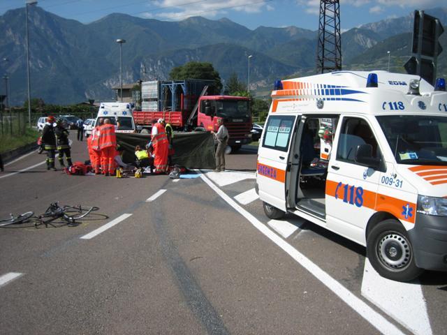 Incidente a Vasto, muore donna di 38 anni