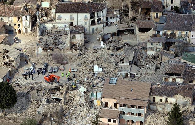 Terremoto L'Aquila, sentenza d'appello per il crollo di via d'Annunzio