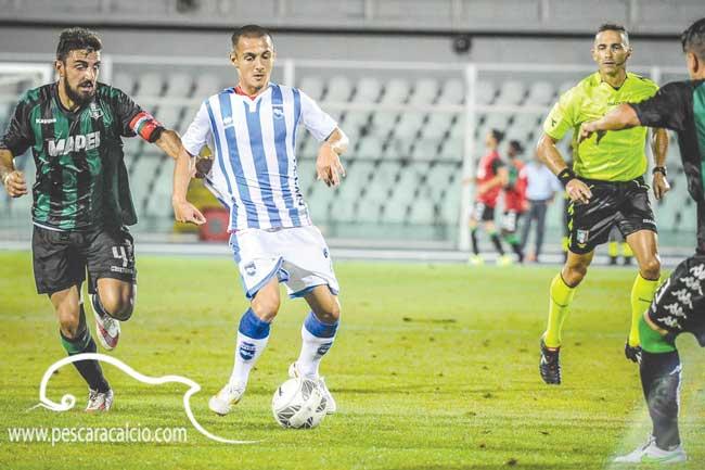 Pescara calcio, notizie su Mitrita
