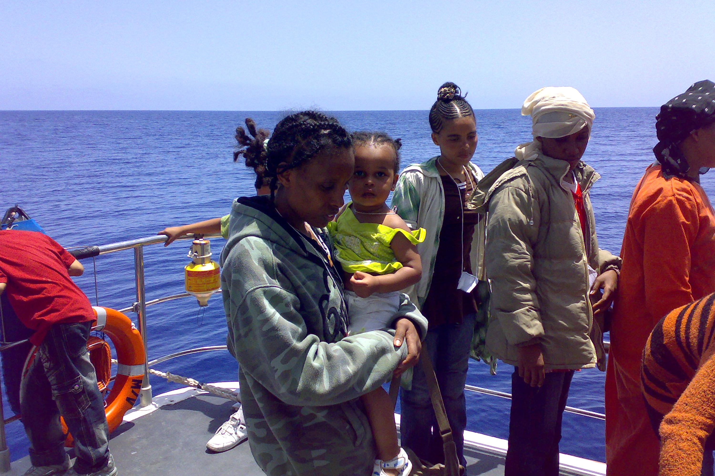 Migranti, famiglia accolta a Castel Frentano