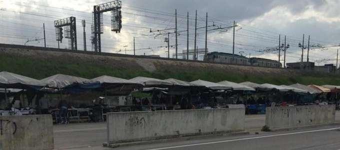 Pescara, tensioni al mercato multietnico
