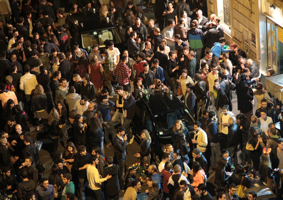 Movida violenta in centro a Pescara