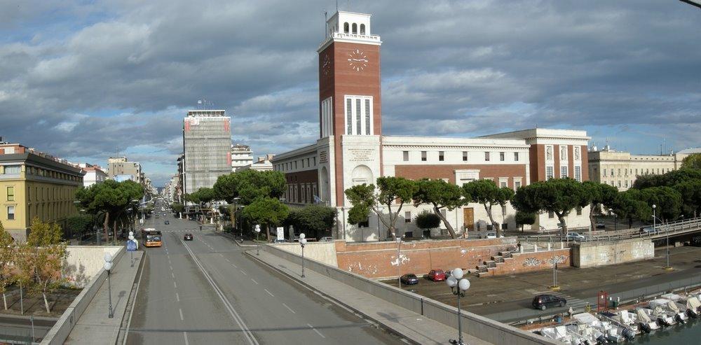 Pescara: 21 milioni per il restyling della città