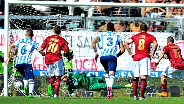 Pescara calcio. La situazione di Grillo