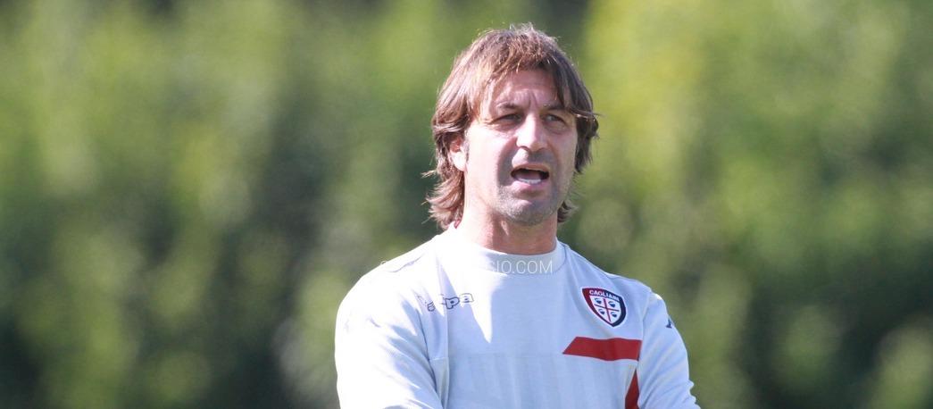 Il Cagliari prepara la sfida col Pescara