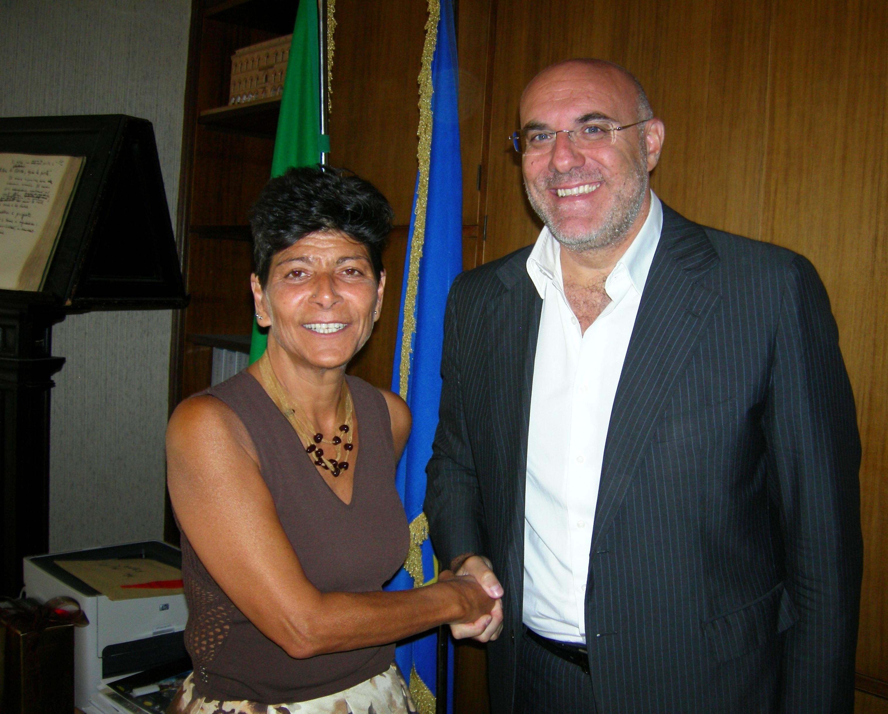 Chieti Solidale, Sonia Spinozzi commissario