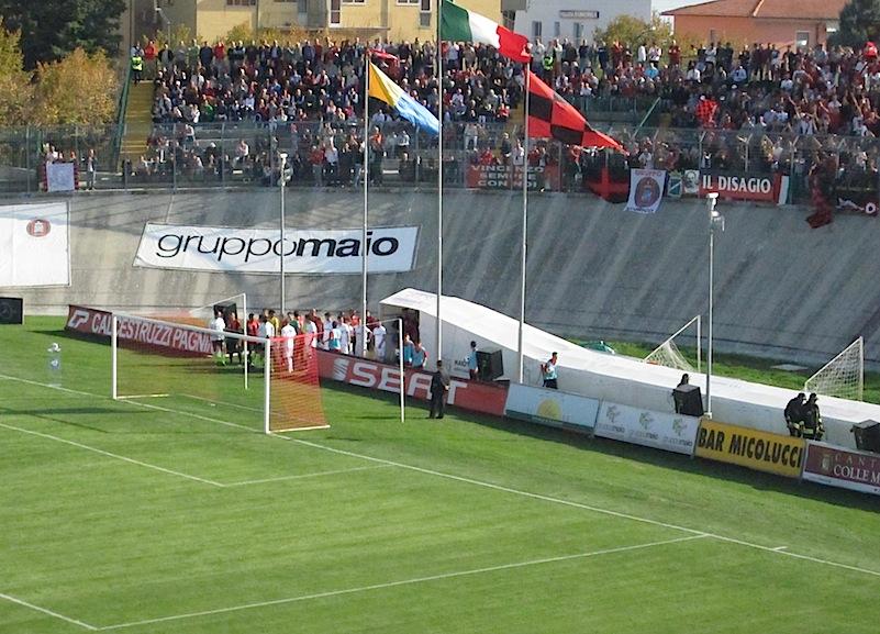 Lanciano Pescara: si va verso il tutto esaurito