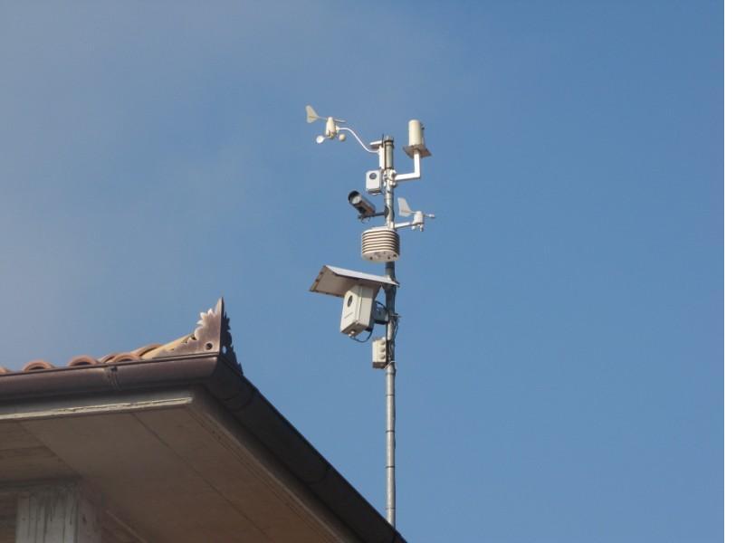 Nuove stazioni meteorologiche in Abruzzo