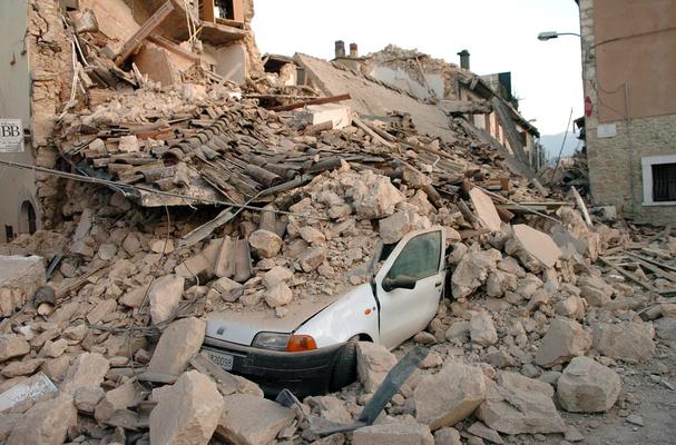 I comuni abruzzesi a rischio sismico