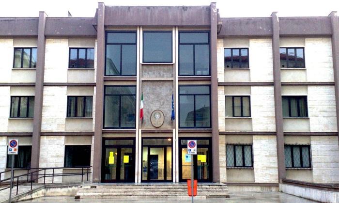 Uffici giudiziari Lanciano, personale della Regione in prestito