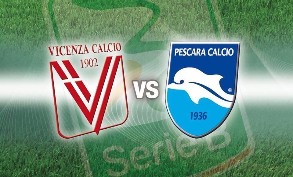 Vicenza Pescara: le probabili formazioni