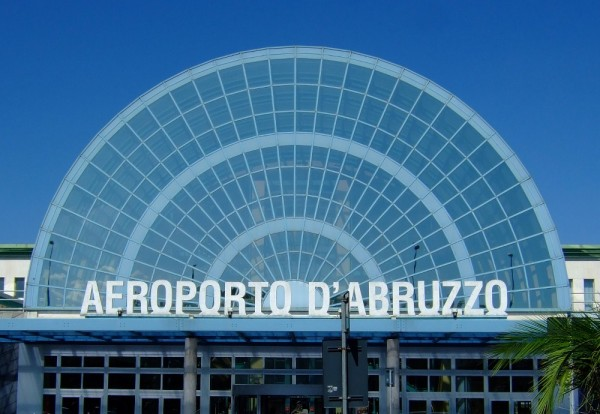 Interventi all'aeroporto d'Abruzzo