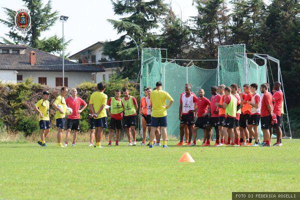 Serie B – La Virtus Lanciano debutta a Vercelli