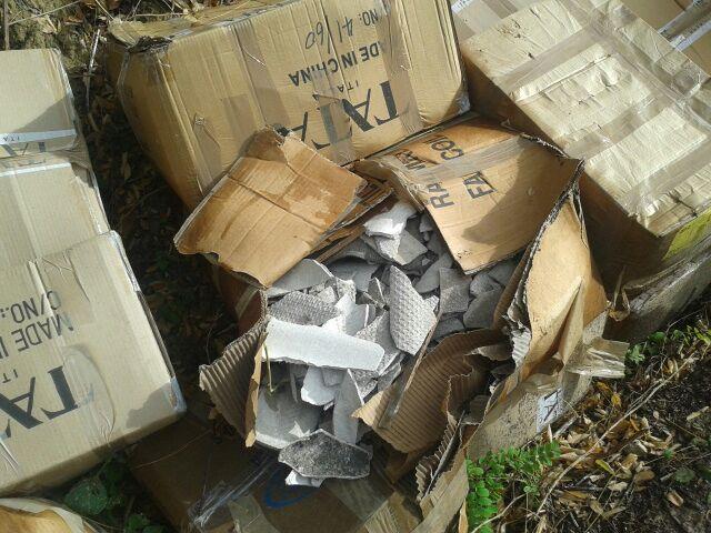 """M5S: """"Buttano amianto nella discarica incendiata a Chieti"""""""