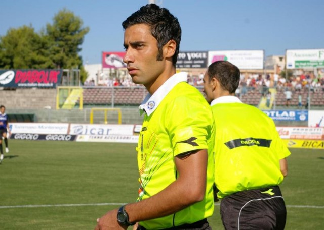 Arbitri Serie B: Saia al Pescara, Rapuano alla Virtus