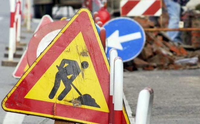 Al via i lavori in Strada del Palazzo a Pescara Colli