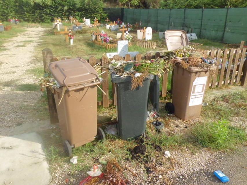 Cimitero Montesilvano, Comune multa la Tradeco