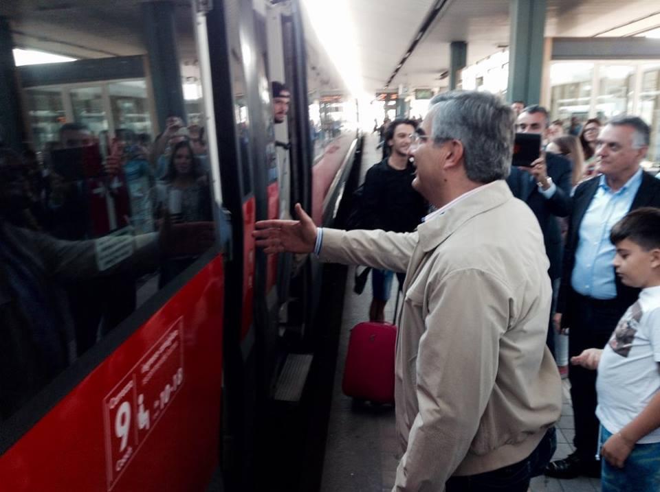 Che fine farà il Frecciarossa Pescara-Milano?