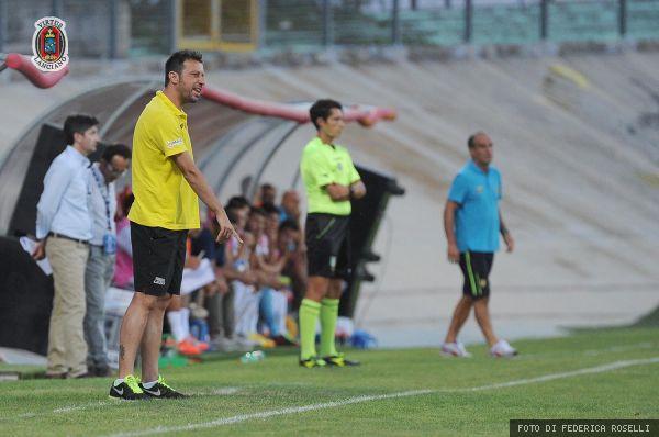 Virtus Lanciano sconfitta 2-1 a Vercelli