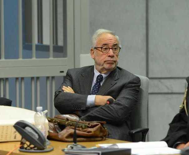 Appello Sanitopoli Abruzzo, le richieste del PG: 6,6 anni a Del Turco