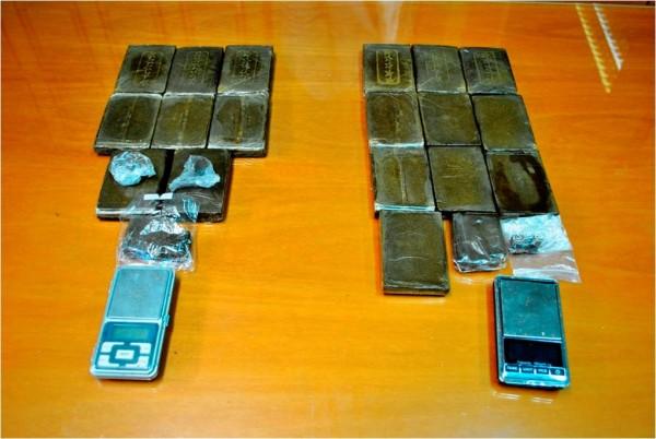 Droga a Teramo: Polizia sequestra 2 Kg di hashish