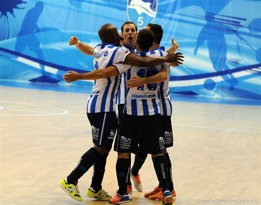 Uefa Futsal Cup: strepitoso successo del Pescara