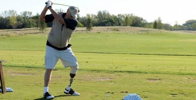 Golf: a Miglianico gli Open d'Italia Disabili