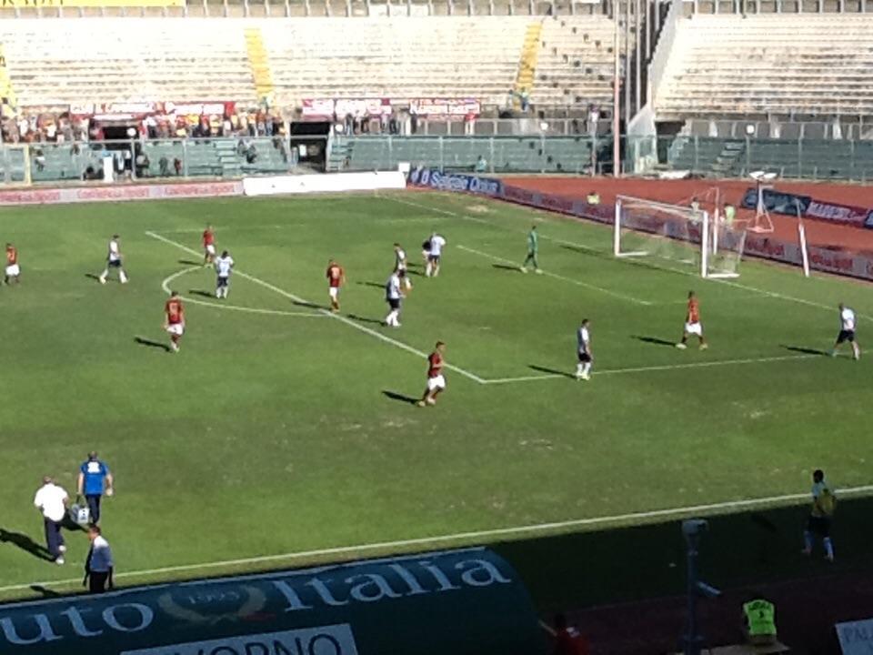 Aggiornamenti in tempo reale Livorno Pescara