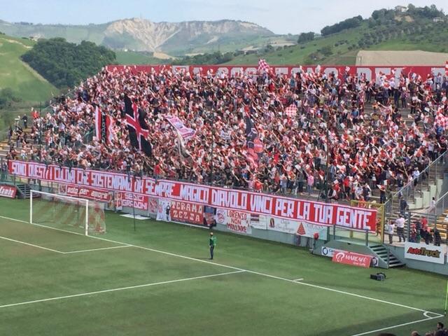 Lega Pro Teramo Arezzo – News biancorosse