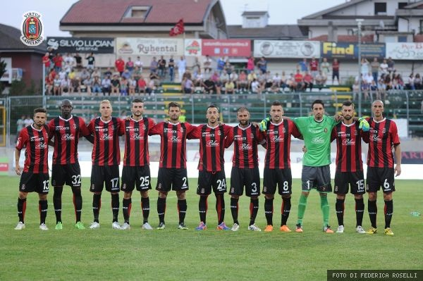 Serie B, per la Virtus esordio a Vercelli