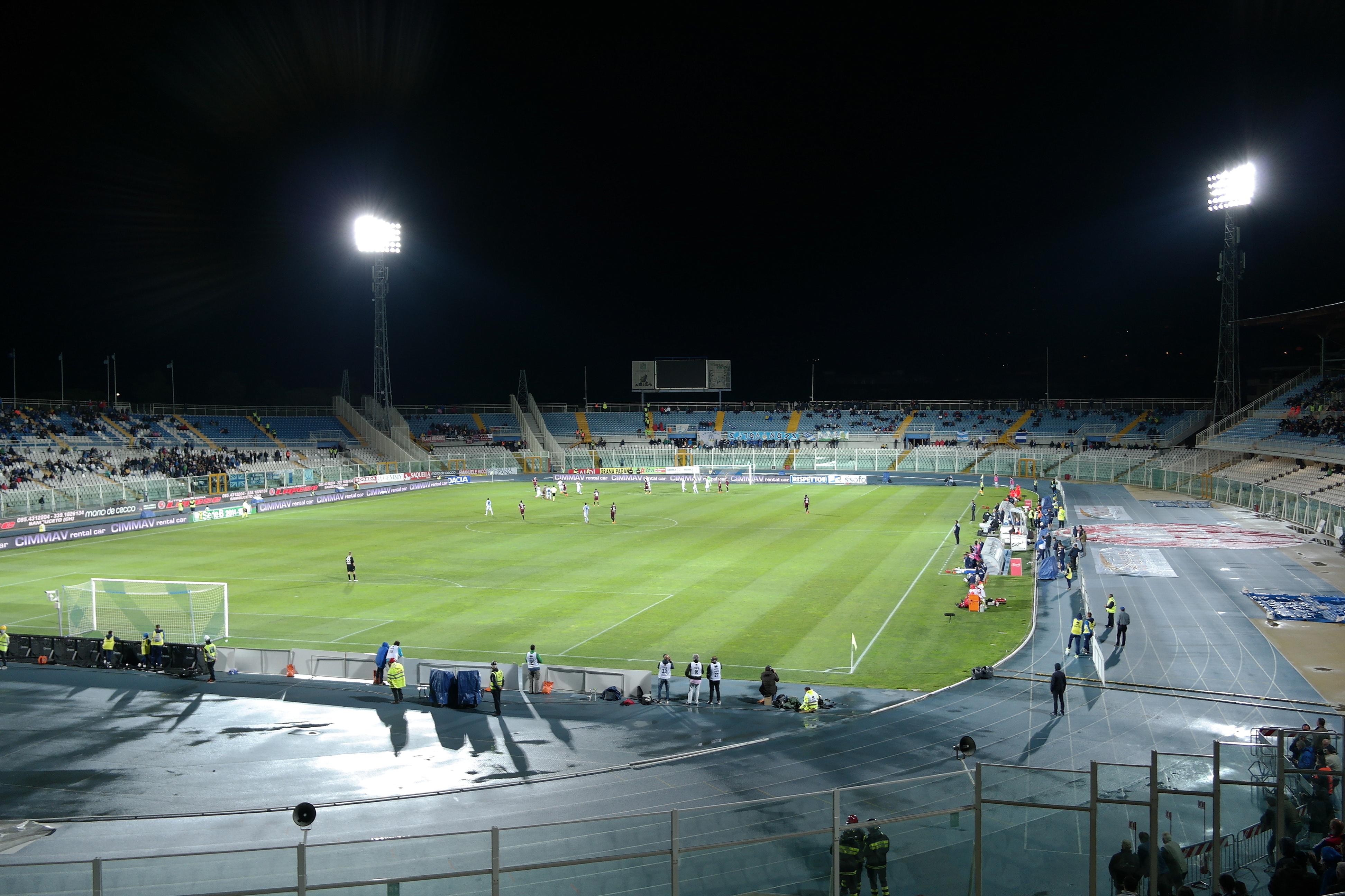 Pescara Salernitana, tutti gli aggiornamenti