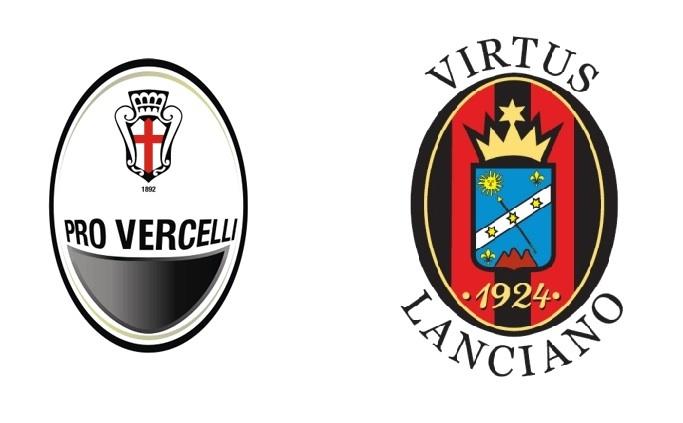 Pro Vercelli-Virtus Lanciano  Aggiornamento