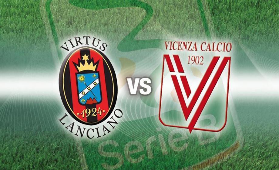Virtus Lanciano Vicenza aggiornamenti live
