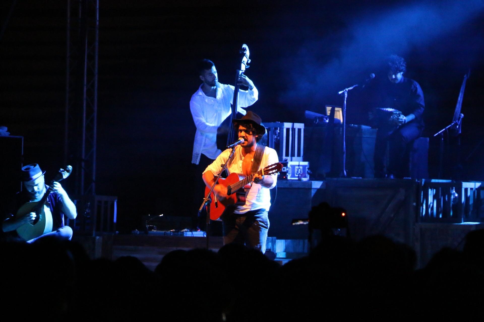 San Salvo: Mannarino dedica concerto a fan scomparso