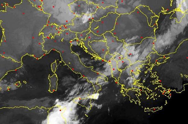 Abruzzo Meteo, permane l'instabilità
