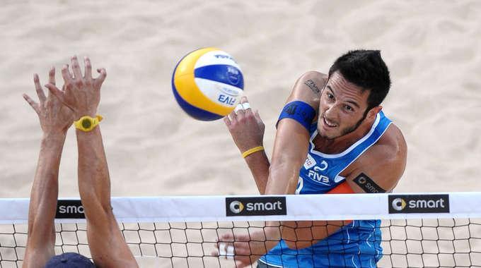 Beach Volley World tour – Impresa di Nicolai