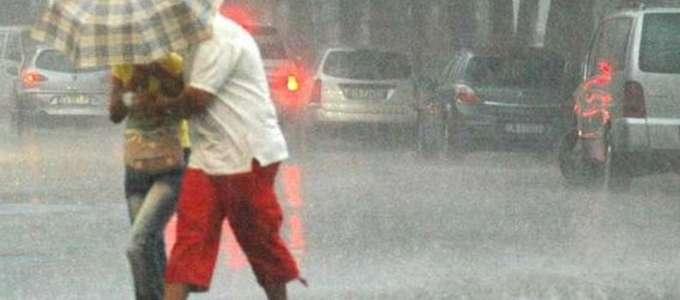 Meteo Abruzzo: Allerta piogge e frane per le prossime ore