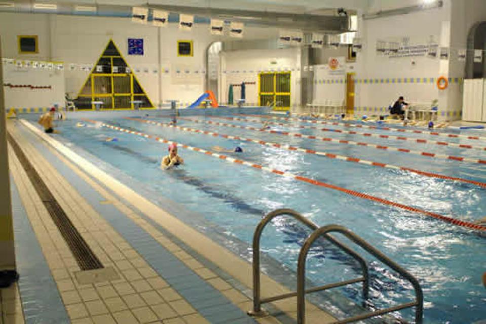 La piscina provinciale di Pescara é ancora chiusa
